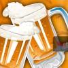 フリーダウンロード!ビールのベクターイラスト素材