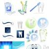 デンタルクリニック(歯科医院)に関連のある無料ベクタークリップアート