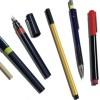リアルなペン(鉛筆・シャーペン・サインペン・マジックなど)の無料ベクタークリップアート素材