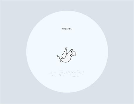 Free-Dove シンプル!幸せを運ぶ白いハト。無料ベクタークリップアート素材