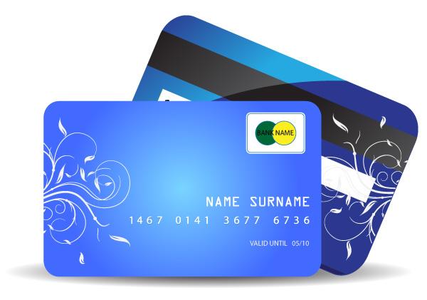 creditcard 無料ベクタークリップアート。クレジットカードのグラフィック素材