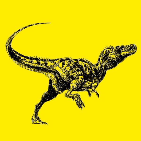 dinosaurs-vector-01-600x600 ティラノザウルスなど肉食系恐竜の無料ベクターシルエット素材