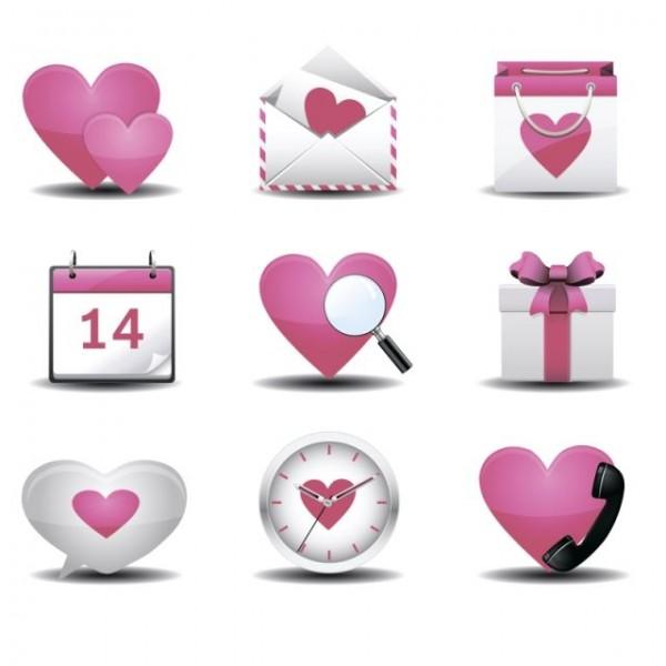 exquisite Valentine elements
