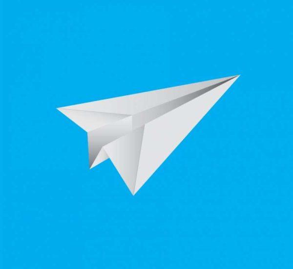 free-vector-paper-plain-600x551 シンプルな紙飛行機の無料ベクターイラスト素材。