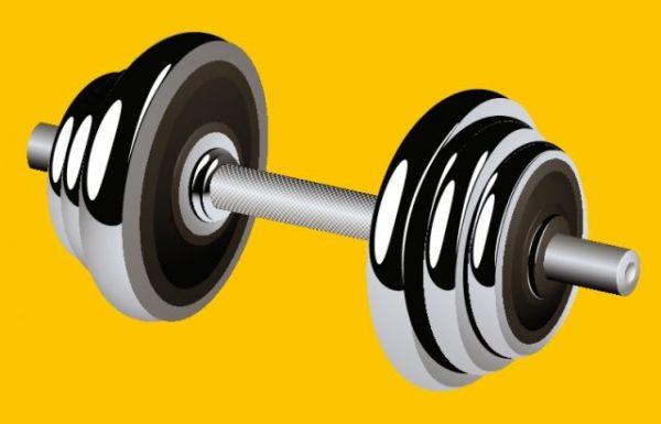 iron-weight-vector-600x385  バーベルのハイクオリティーな無料ベクターイラスト素材