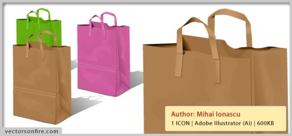 mihai.bag_-600x281 無料ベクタークリップアート。お買い物用紙袋のイラスト素材