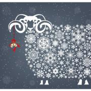 Holidays_snowflakes_sheep
