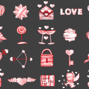 love-vector-elements-illustrator-pack