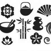 Japan Vector Set 2 Japan Vector Set Symbols