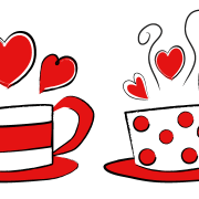 vector-valentines-day-coffee-cups