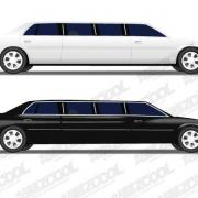 Long-wheelbase Luxury Sedan
