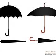 umbrella-vector-set