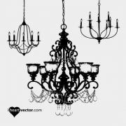 iheartvector-chandelier-pack