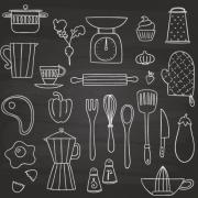 24-hand-drawn-kitchen-element-vector[1]