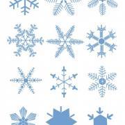 Free_Vintage_Blue_Snowflakes_set_1_mybovs