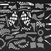 VectorFree Car Race Vectors