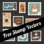 free-stamp-vectors