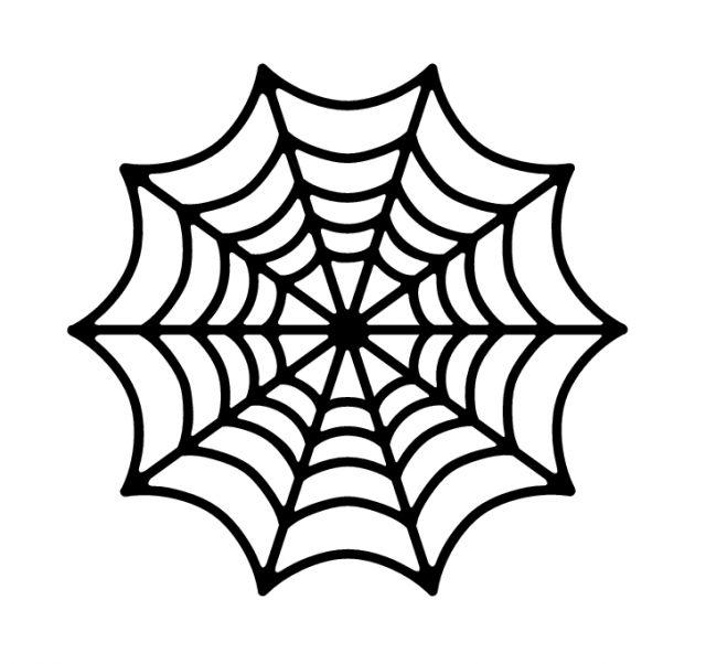 蜘蛛の巣の無料ベクター ...