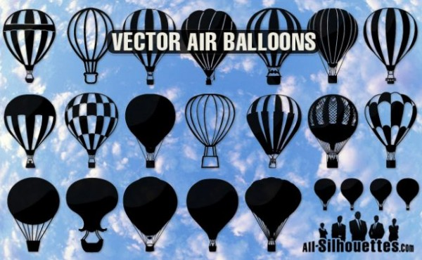 vector-air-balloons