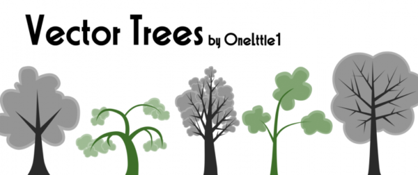vector_tree_pack_by_onelttle1-d37ao54-600x252 独特な雰囲気のアートなツリーのイラスト素材
