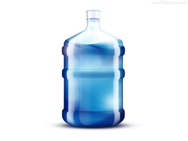 water-gallon-icon-600x450 ウォーターサーバーのボトル(5ガロン・20リットル)の高品位イラスト素材