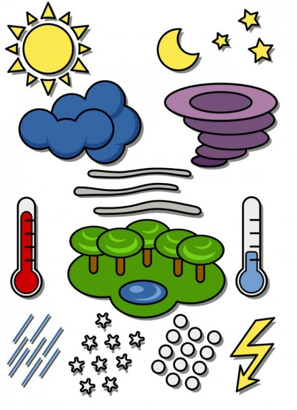weather_chart-600x828 ポップな天気予報の無料ベクターイラスト素材