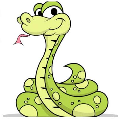 year-of-snake-illustrations-vector-02 2013年用の年賀状に!干支(巳)の無料ベクターイラスト素材
